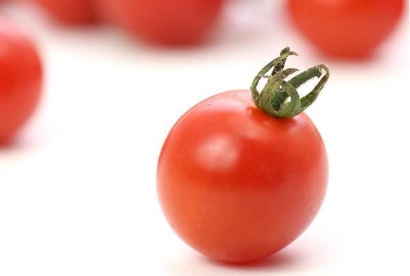 夏の味方のトマト