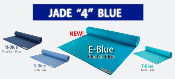 ジェイドマット 新色 エレクトリックブルー