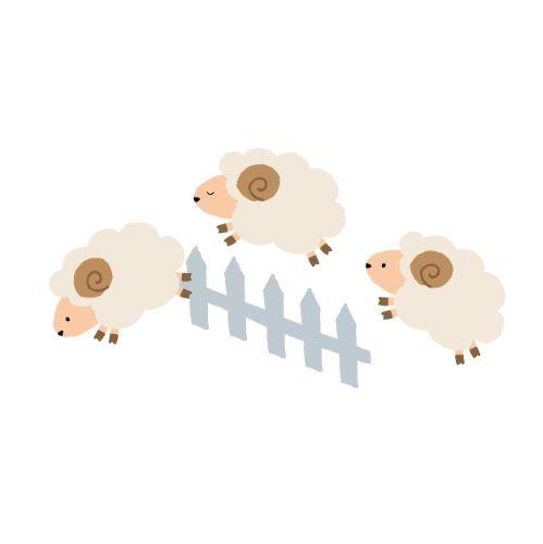 不眠症はつらいものです。羊を数えても眠れないつらさ。
