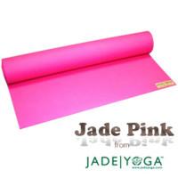 JADE Pinkヨガマットは残りわずかに!