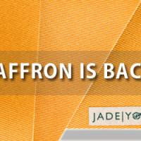 Saffron is Back