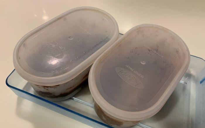 お味噌の容器